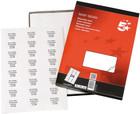 Laser Address Labels - 63 x 34mm - Pack of 2400