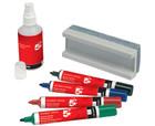 Dry Wipe Starter Kit - 6 Piece