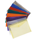 A4 Envelope Wallets - Assorted - Pack of 25