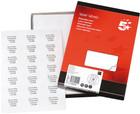 Laser Address Labels - 64 x 38mm - Pack of 5250