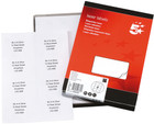 Laser Address Labels - 99 x 68mm - Pack of 2000