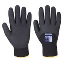 Arctic Winter Gloves - Black - Large