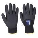 Arctic Winter Gloves - Black - X Large