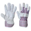 Canadian Rigger Gloves - Grey - Pack of 12