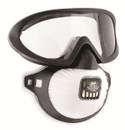 FMP2 FilterSpec Pro Goggles & Disposable Mask - Valved
