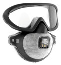 FMP2 FilterSpec Pro Goggles & Disposable Mask - Odour Valved