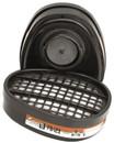 Force 8/10 A2P3 Dust & Vapour Filter Cartridges - Pack of 2