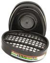 Force 8/10 ABEK1P3 Dust & Combination Vapour Filter Cartridges - Pack of 2