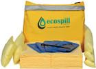 Chemical Spill Kit in Vinyl Holdall - 50 Litre