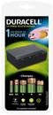 Hi-Speed Universal Multi-Battery Charger - AA, AAA, C, D & 9V