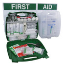 BS Compliant Large Eyewash & First Aid Point