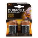 D Batteries - Pack of 2
