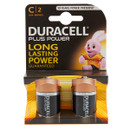 C Batteries - Pack of 2