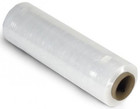 Hand Stretch Film Pallet Wrap - Clear - 300m