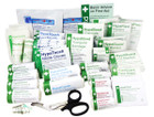 BS Compliant First Aid Kit Refill - Small