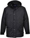 Arbroath Breathable Jacket - Black - Medium