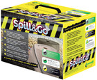 Spill & Go Oil Only Absorbent Roll In A Box