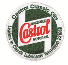 Classic Embroidered Sponsors Sew-On Badge