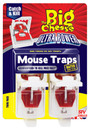 Ultra Power Mouse Traps - Pack of 2