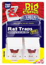 Ultra Power Rat Traps - Pack of 2