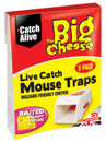 Live Catch Mouse Traps - Pack of 2