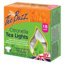 Citronella Tea Lights - Pack of 18