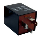 Flasher Relay - 12V - 126A - 4-Pin - Plug Type