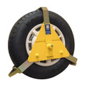 Adjustable Wheel Clamp - 10 to 14in.