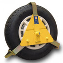 Adjustable Wheel Clamp - 14 to 16in.
