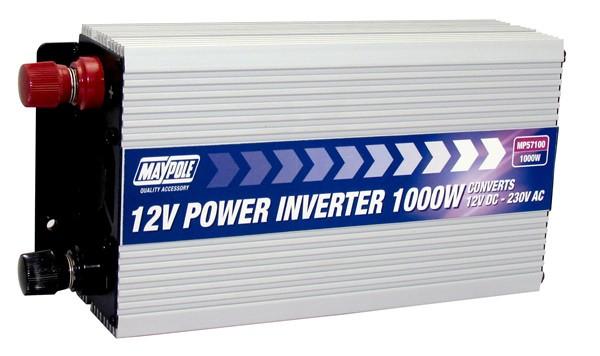 12V a 230V Energizer Power Inverter 50610A 500W