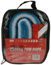 Elasticated Tow Rope - 1.5 to 4m - 2500kg