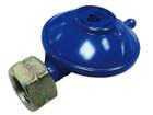 Low Pressure Regulator Butane 28mbar x 8mm Nozzle