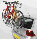 RearTrek S2 Rear Mounted Cycle Carrier - 2 Cycles