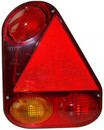 5 Function Right Side Rear Lamp - 9 Pin