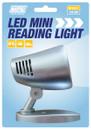 12V LED Mini-Reading Light - Silver