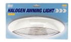 Awning Light With Halogen Bulb
