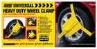 Universal Wheel Clamp - 10 to 16in.