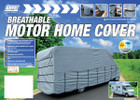 Motor Home Cover - Up To 5.7m - Grey