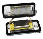 XTEC 18 SMD Number Plate Canbus LED AUDI A3/A6/S6/ Q7 CAB