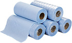 2 Ply Blue Hygiene Roll - 40m x 250mm - Pack of 18