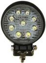 12/24V Spot LED Work Lamp - 9 x 3W