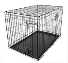 Fold Flat Metal Crate - Large