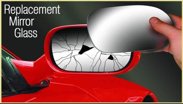 SUMMIT Mirror Glass Replacement SRG-992 Standard