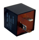 Flasher Relay - 12V - 89A - 3-Pin - Plug Type