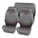 Car Seat Cover Defender - Set - Grey