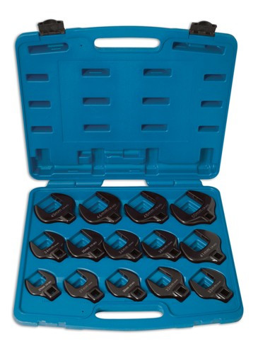 LASER - Wrench Set - Crows Foot - 14 Piece 4713A