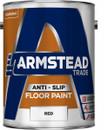 Anti Slip Floor Paint - Red - 5 Litre