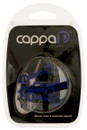 Car Dust Caps - Blue - Set Of 4