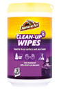 Clean Up Wipes - Pack Of 20