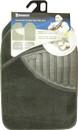 Standard Mat Set - Carpet - Grey - 4 Piece